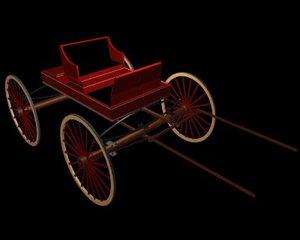 maya 1800 s buggy