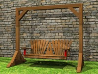 chair swing 3ds free