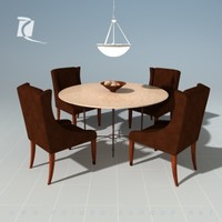 Kreiss Dining Room Set