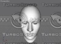 Humanoid Head