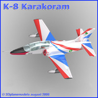 training jet k-8 karakorum lwo