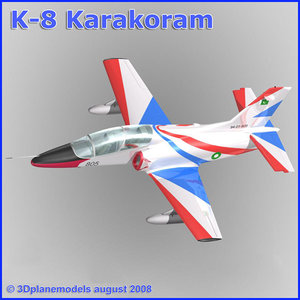 training jet k-8 karakorum lwo