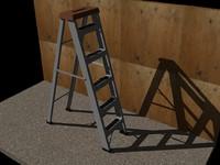 ladder dxf free