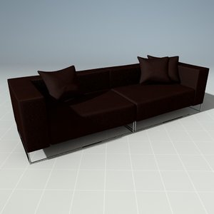 leather couch max