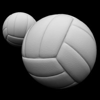volleyball volley ball 3d 3ds