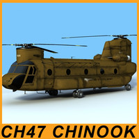 ch47 chinook 3ds