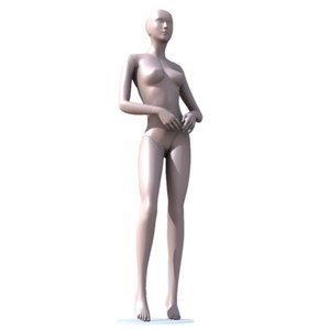 mannequin human woman max