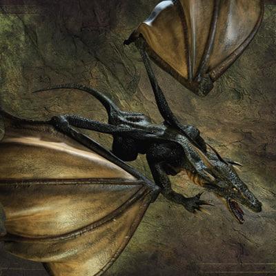 3d model dragon rpg games