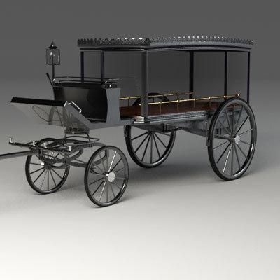 3ds hearse