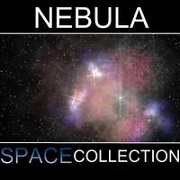 3dsmax space nebula