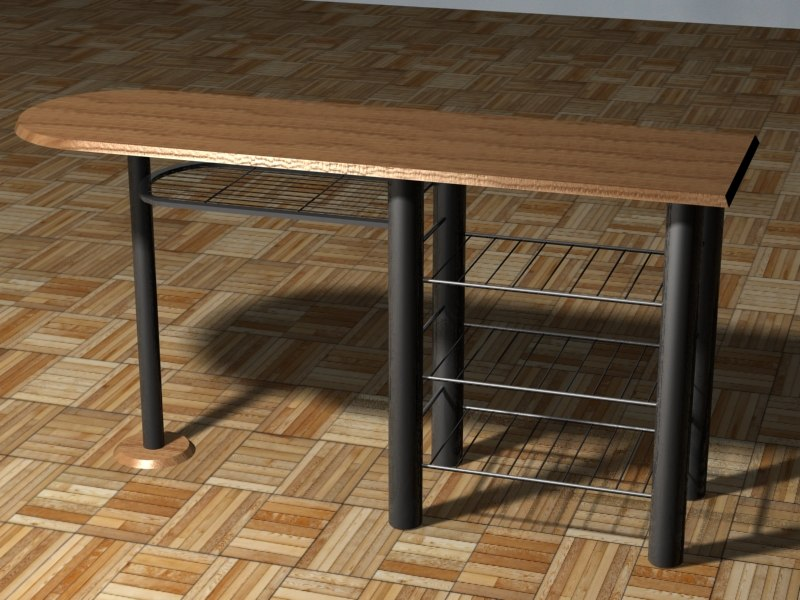 free max mode kitchen table