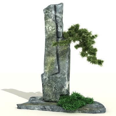 bonsai rock max