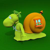 (s) Toon Snail