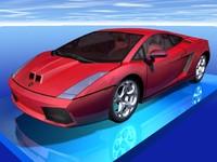 galardo car dxf
