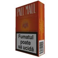 3d pall mall orange