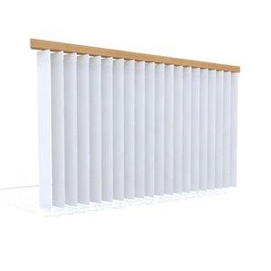 max 2m vertical blind