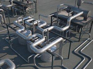 3d industrial unit 1