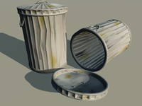 3d garbage