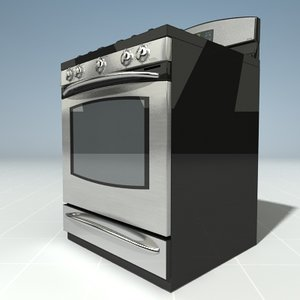 3d ge profile oven model