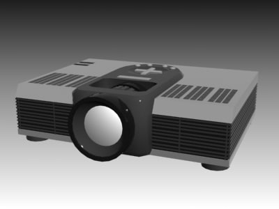 max video projector