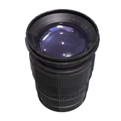 3ds lens sigma af24-70mm f2