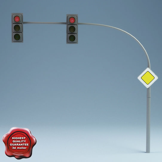 3ds traffic lights v5