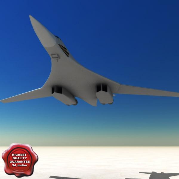 3ds blackjack tu-160 bomber
