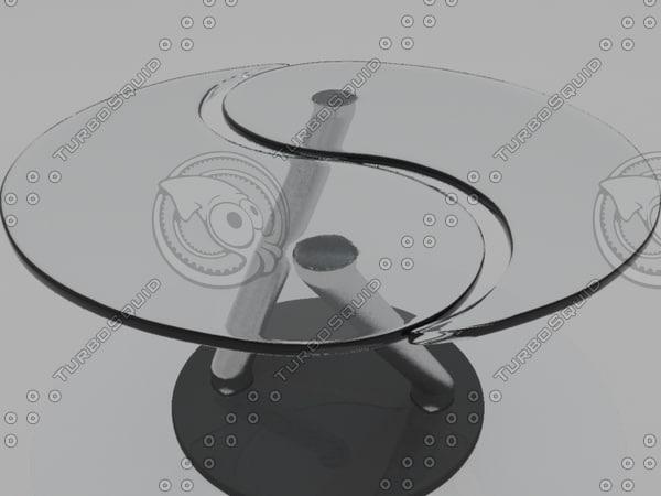 max yin yang table