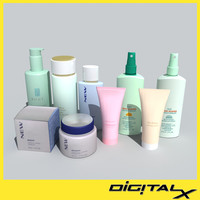 3d cosmetic set 1