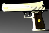 deagle desert eagle 3d model
