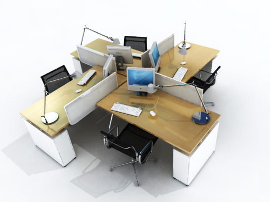 office tables v1