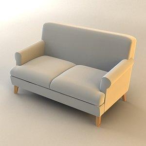fridhem sofa 3ds free