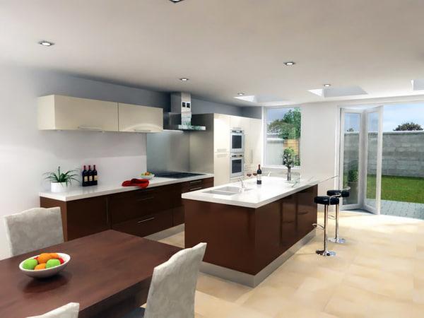 kitchen - 3ds