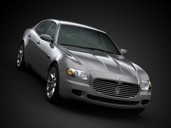 3ds max car architecture visualization