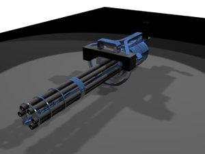 minigun gun max