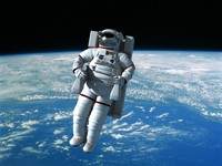 lwo astronaut man male