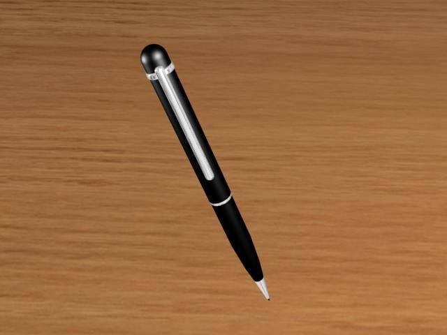 3ds max pen pencil