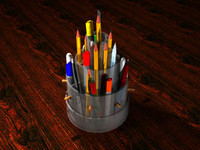 pencil holder.3DS