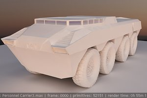 max gpv personnel carrier