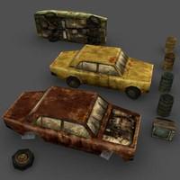 Lada Scrapyard