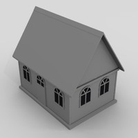 3ds max russian house