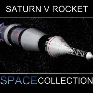 max saturn v rocket