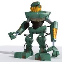 Simian Robot