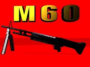 m60 machine max