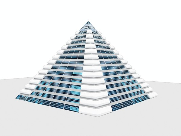 modern pyramid max