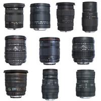 3d 10 sigma lens