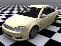 3ds max 10k car