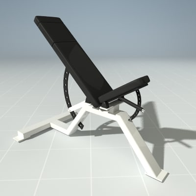 maya exercise bench precor 119clx