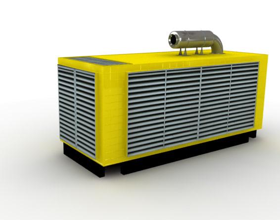 container generator 3d max