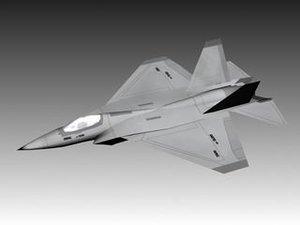 f-35 lightning ii 3d model